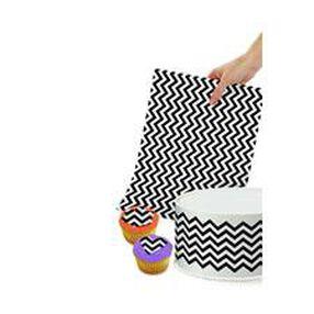 Wilton®  Chevron Sugar Sheets!? Edible Decorating Paper