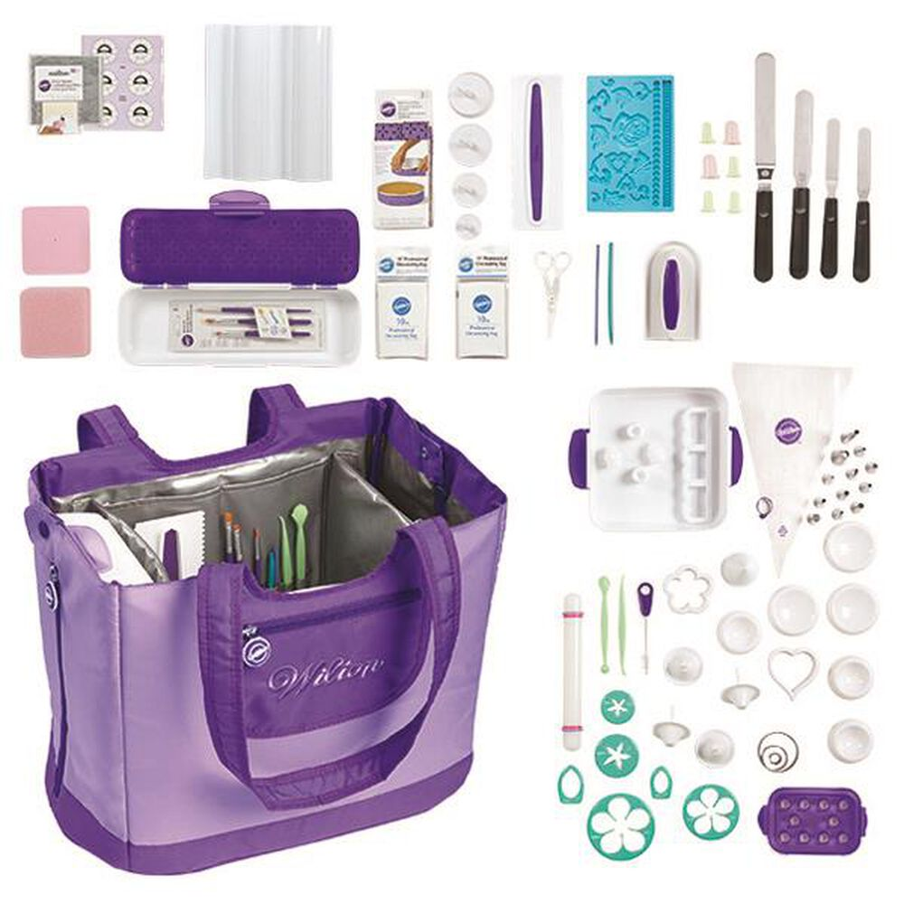 Wilton Ultimate Decorating Set Tote, 216-Pc. Wilton