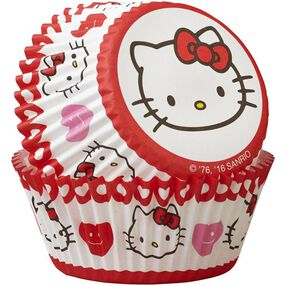 Wilton Hello Kitty® Baking Cups, 50-Count