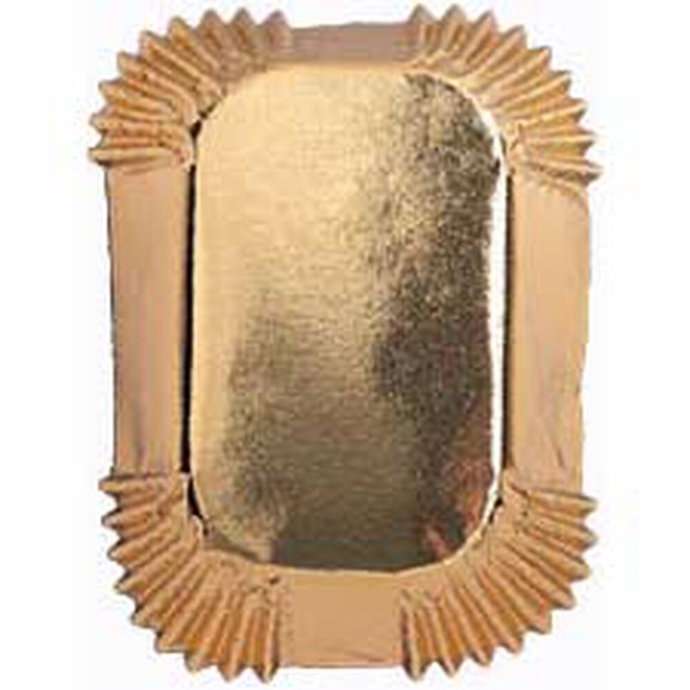 Gold Foil Petite Loaf Baking Cups Wilton