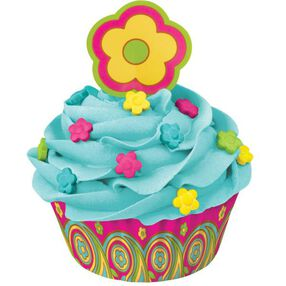 Flower Cupcake Decorating Kit