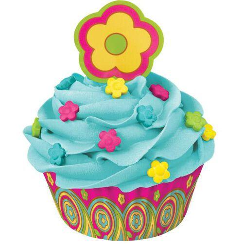 Flower Cupcake Decorating Kit