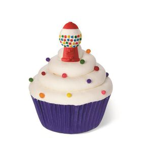 Wilton Gumball Machine Icing Decorations, 12-Ct.