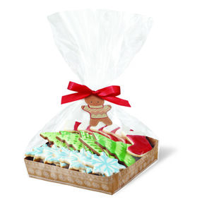 Wilton Christmas Holiday Sweet Swap Cookie Tray Kit, 4-Ct.