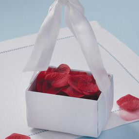 Tie The Knot Flower Basket