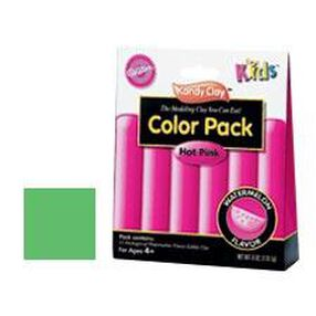 Green Apple (Green) Kandy Clay Color Pack