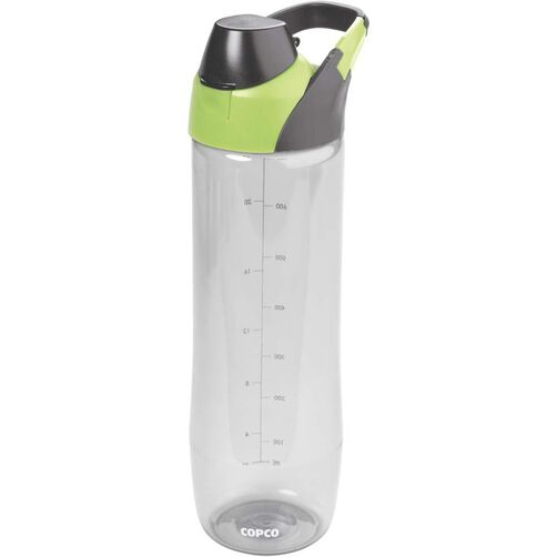Copco Clip and Go Green Water Bottle