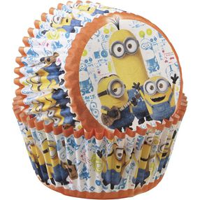 Minions Cupcake Liners