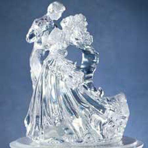 Clear Bianca Figurine