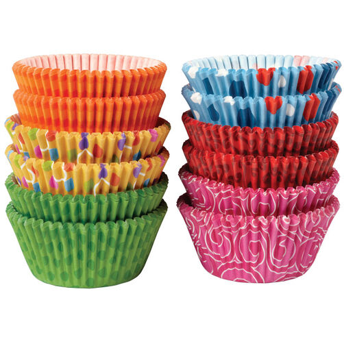 Seasons Cupcake Liners