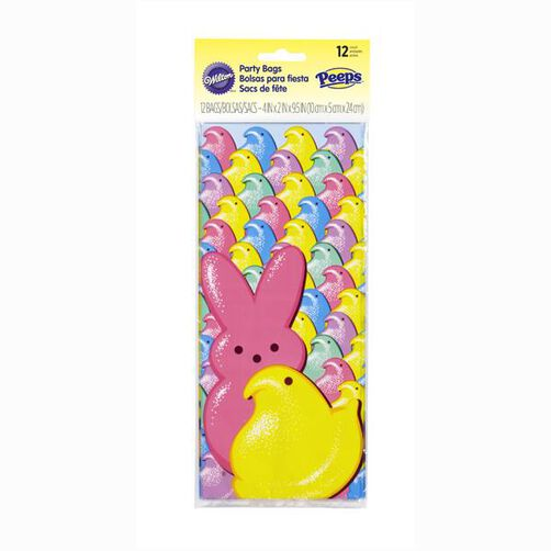 PEEPS Treat Bags, 12-Ct.
