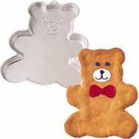Giant Teddy Bear Cookie Pan
