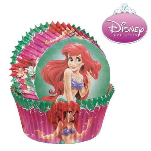Disney Princess Ariel Cupcake Liners
