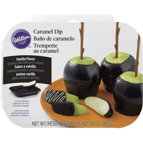 Wilton Black Candy Caramel Apple Dip