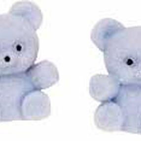 Blue Baby Bears Favor Accents