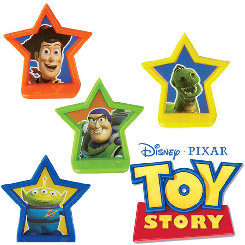 Disney•Pixar Toy Story Toppers
