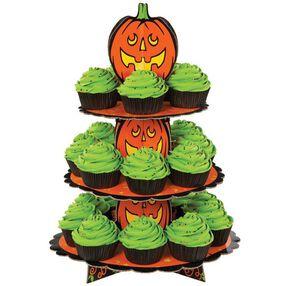 Pumpkin Treat Stand