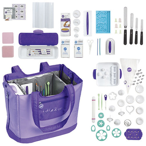 Wilton Ultimate Decorating Tote Set