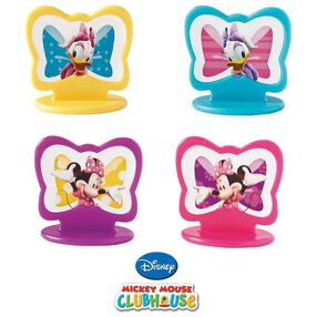 Disney Mickey Mouse Clubhouse Minnie/Daisy Toppers
