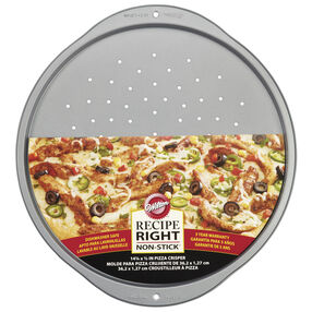 Recipe Right 14 in. Pizza Crisper