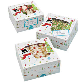 Woodland Friends Cookie Box Kit