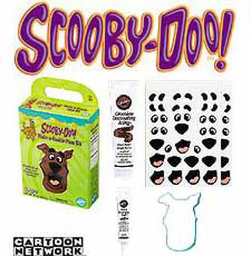 Scooby-Doo Make-A-Cookie-Face Kit