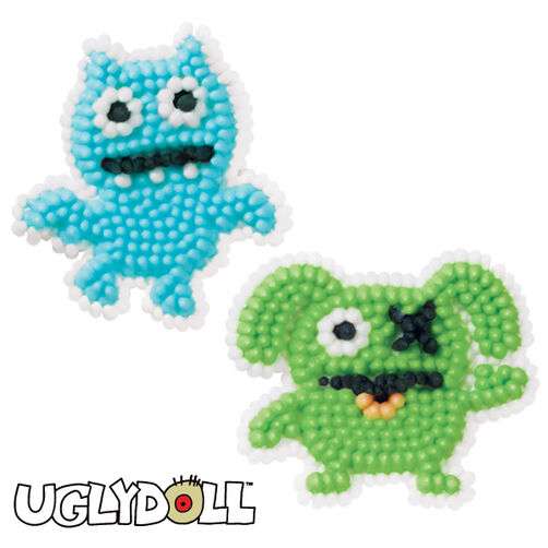 Uglydoll Icing Decorations