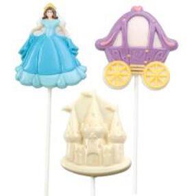 Fairy Tale Large Lollipop Mold