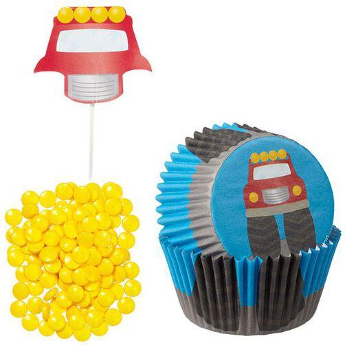 Truck Cupcake Decorating Kit