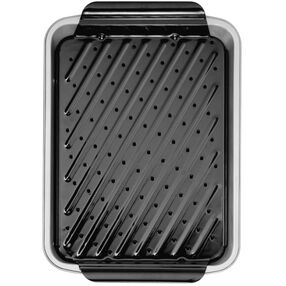 Recipe Right 14x11 Broiler Pan Set
