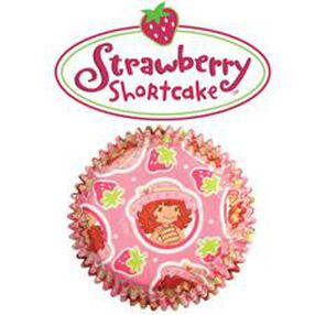 Strawberry Shortcake Baking Cups