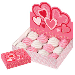 Do Something Sweet Cupcake Display Box