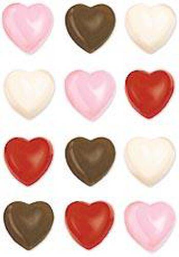 Hearts Candy Mold