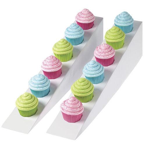 Cupcake Ramp Display Stand Set