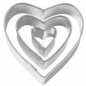 Fondant Heart Cut-Outs