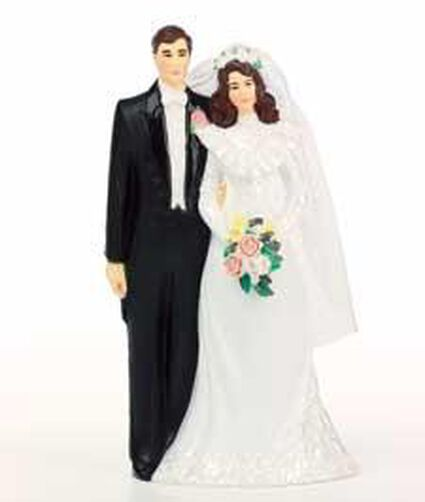 Lasting Love with Black Tux Figurine