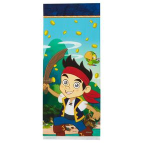 Wilton Disney Jake and the Never Land Pirates Treat Bags, 16-Ct.