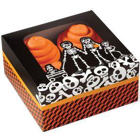 GraveYard 4 Cavity Cupcake Box