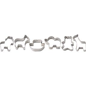 Mini Noah's Ark Cookie Cutters