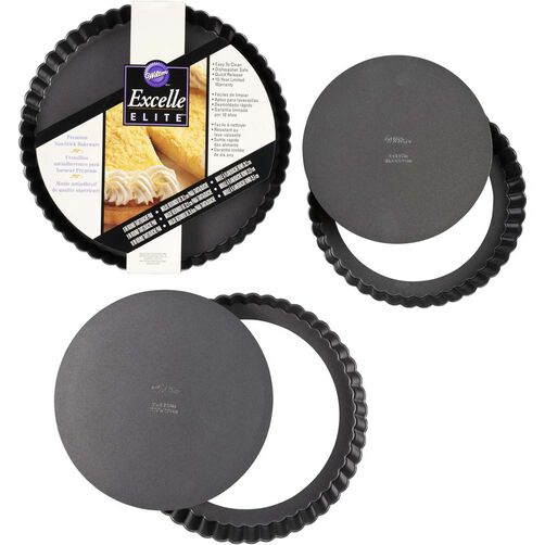 Excelle Elite Tart Pan Set