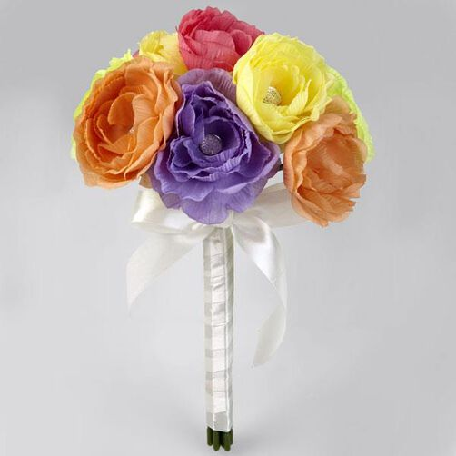 Bridal Bouquet - Multicolor