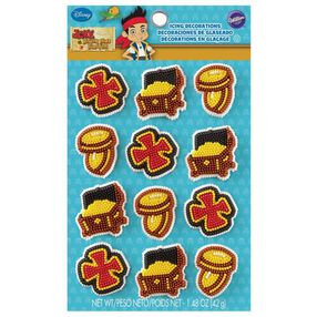 Disney Jake and the Never Land Pirates Icing Decorations