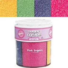 Bright Sugars 4-Mix Sprinkles