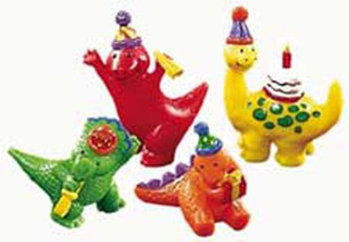 Dinosaur Party Topper Set