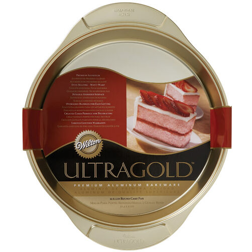 UltraGold 12 in. Round Pan