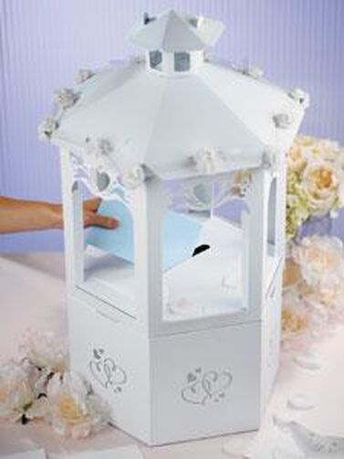 Wishing Well Reception Gift Card Holder