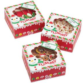 Frosted Fun Treat Box Kit