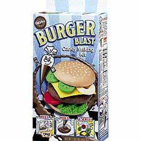 Burger Blast Kids Candy-Making Kit