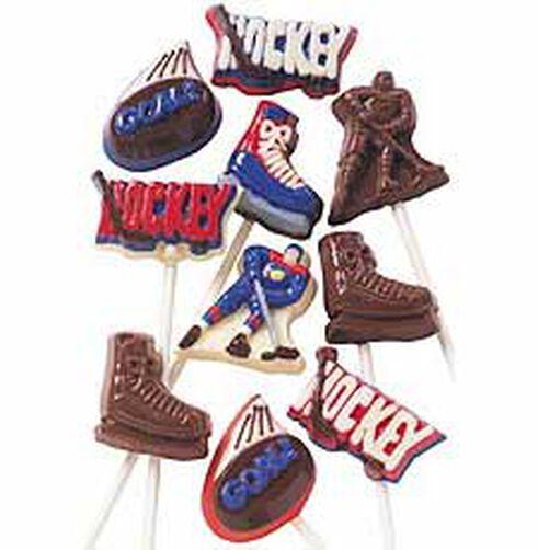 Hockey Candy Mold
