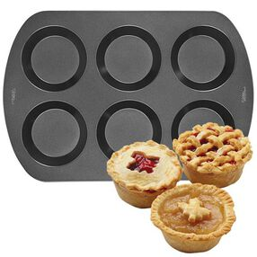6-cavity Mini Pie Pan Nov